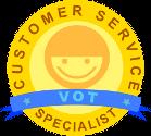 VOT Customer Service Specialist