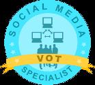 VOT Social Media Certification